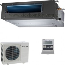 Канальный кондиционер SmartWay SMDF-48HRP/SMN-48HRS