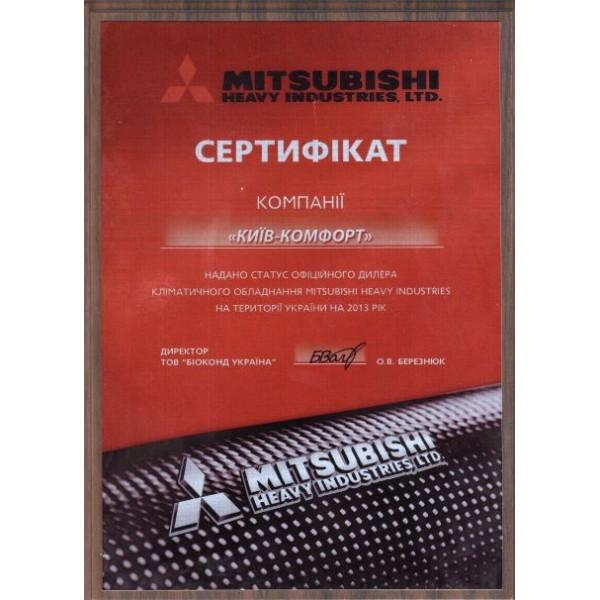 Кондиционер настенный Mitsubishi Heavy SRK35ZMX-S/SRС35ZMX-S EER/COP