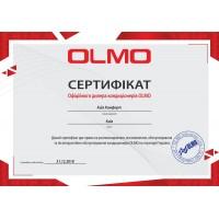 Сертификаты Киев Комфорт от производителя Olmo — фото №1