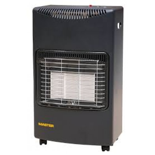 Газовий нагрівач повітря Master 450 CR