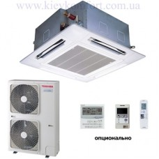 Кассетный кондиционер Toshiba RAV-SM1604UT-E / RAV-SM1603AT-E
