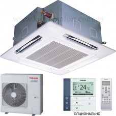 Кассетный кондиционер Toshiba RAV-SM1404UT-E / RAV-SP1404AT-E