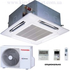 Кассетный кондиционер Toshiba RAV-SM804UT-E / RAV-SM803AT-E