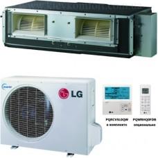 Канальный кондиционер LG CB18 / UU18W