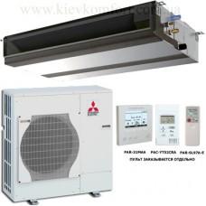 Канальный кондиционер Mitsubishi Electric PEAD - RP100JAQ / PUH-P100VHA