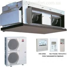 Канальный кондиционер Mitsubishi Electric PEA - RP200GAQ / PUHZ-P200YHA3