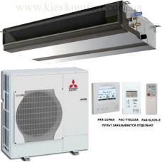 Канальный кондиционер Mitsubishi Electric PEAD - RP100JAQ / PU-P100YHA