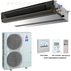 Канальный кондиционер Mitsubishi Electric PEAD - RP100JAQ / PUHZ-RP100YKA