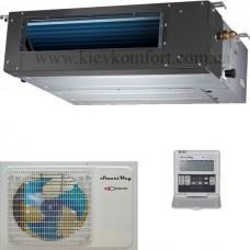 Канальный кондиционер SmartWay SMDF-24EHR/SMN-24EHR