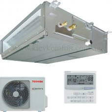 Канальный кондиционер Toshiba RAV-SM566BT(P)-E / RAV-SP564AT(P)-E
