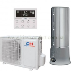 Тепловой насос Cooper&Hunter Воздух-Вода CH-HP3.0SWHK/ WT200SW1.5EHK