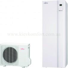 Тепловой насос Fujitsu Воздух-Вода WaterStage WGYA100DD6 / WOYA080LDC