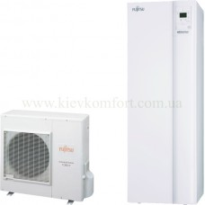Тепловой насос Fujitsu Воздух-Вода WaterStage WGYA100DD6 / WOYA100LDT