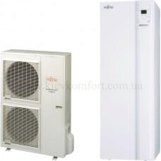 Тепловой насос Fujitsu Воздух-Вода WaterStage WGYG140DD6 / WOYG112LCT