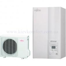 Тепловой насос Fujitsu Воздух-Вода WaterStage WSYA100DD6 / WOYA080LDC