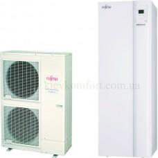 Тепловой насос Fujitsu Воздух-Вода WaterStage WGYK160DD9 / WOYK112LCT