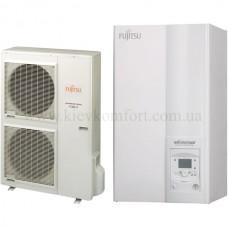 Тепловой насос Fujitsu Воздух-Вода WaterStage WSYG140DB6 / WOYG112LBT