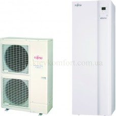 Тепловой насос Fujitsu Воздух-Вода WaterStage WGYK160DD9 / WOYK160LCT