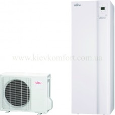 Тепловой насос Fujitsu Воздух-Вода WaterStage WGYA100DD6 / WOYA060LDC