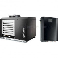 Тепловой насос GORENJE Воздух-Вода Aerogor Compact 16 W + HydroBox W