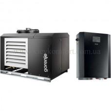 Тепловой насос GORENJE Воздух-Вода Aerogor Compact EVI 21 W + HydroBox W