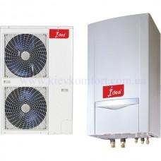 Тепловой насос Idea Воздух-Вода Module-Therma LRSJF-V100/N1-610 / IHW-SMK-100/CD30GN1