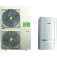 Тепловой насос LESSAR Воздух-Вода LUM-HE120FA2 / LSM-H120HFA2