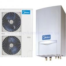 Тепловой насос Midea Воздух-Вода M-Therma SMK-100/CD30GN1 / LRSJF-V120/N1-610