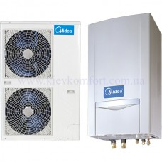 Тепловой насос Midea Воздух-Вода M-Therma SMK-120/CD30GN1 / LRSJF-V140/N1-610