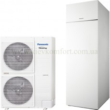 Тепловой насос Panasonic Воздух-Вода AQUAREA KIT-AXC12GE5