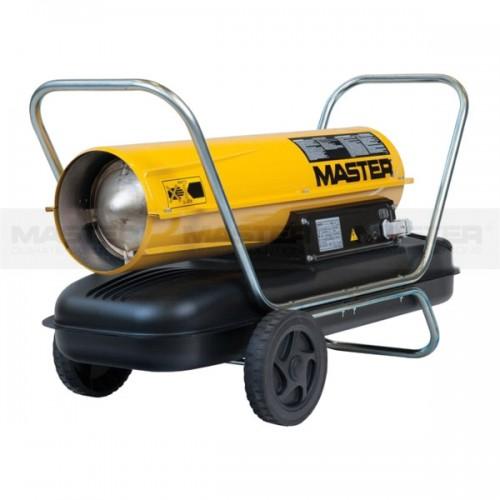 Дизельний нагрівач повітря Master B 150 CED