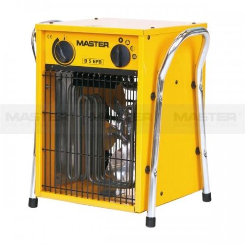 Електричний нагрівач повітря Master B 5 EPB