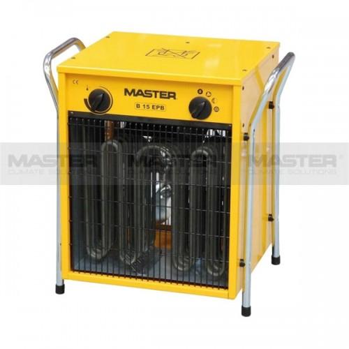 Електричний нагрівач повітря Master B 15 EPB
