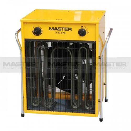 Електричний нагрівач повітря Master B 22 EPB