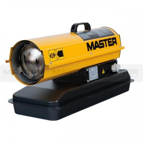 Дизельний нагрівач повітря Master B 35 CED