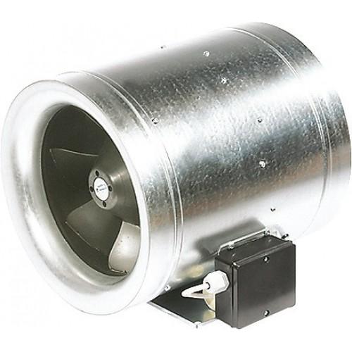 Канальный вентилятор для круглых каналов, управление по напряжению RUCK EL 200 E2 01
