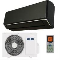 Кондиционер настенный AUX ASW/AS-H12B4/HER3DI Black WiFi
