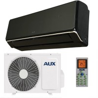 Кондиционер настенный AUX ASW/AS-H18B4/HER3DI Black WiFi