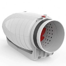 Канальнй вентилятор в шумоизолированном корпусе VTRONIC W 200 S-01
