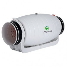 Вентилятор в шумоизолированном корпусе с EC-двигателям VTRONIC W 100 S-ЕС