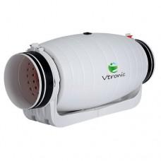 Вентилятор в шумоизолированном корпусе с EC-двигателям VTRONIC W 200 S-ЕС