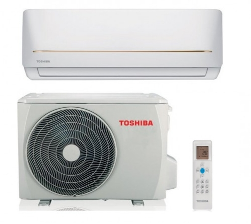 Кондиционер настенный Toshiba RAS-12U2KH2S-EE/RAS-12U2AH2S-EE