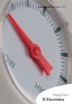 каталог Electrolux водонагреватели 2010