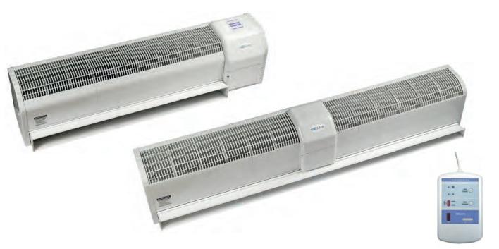 Воздушная завеса Neoclima Intellect W 33 L IOB