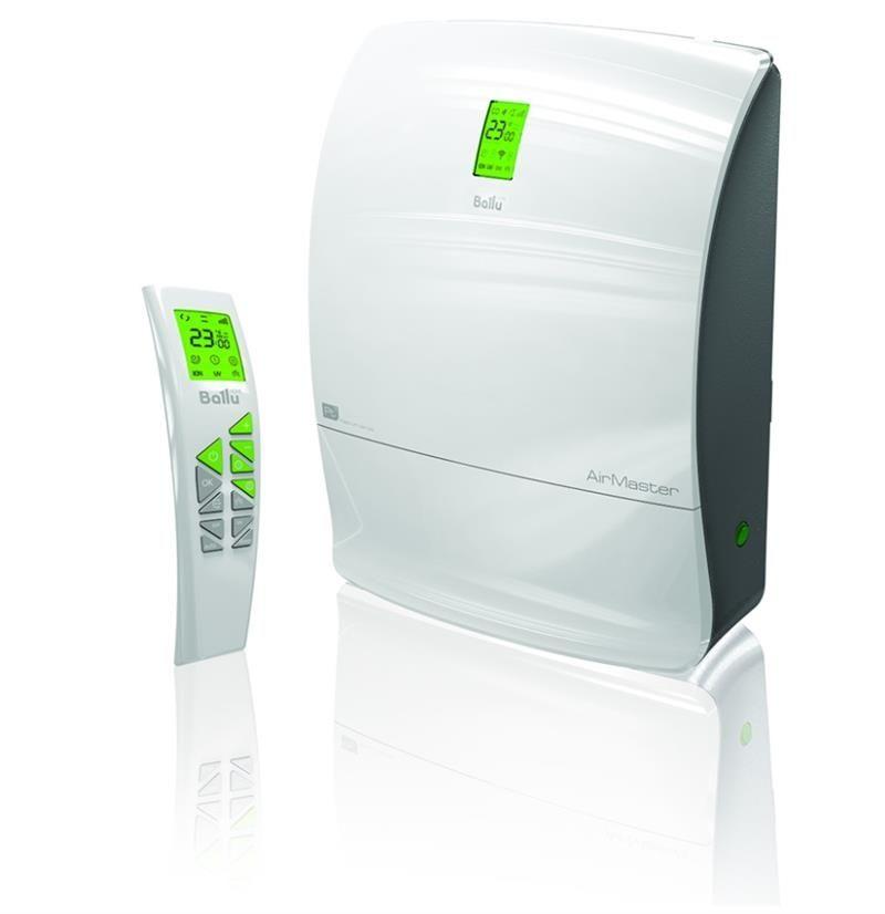 Очиститель воздуха Ballu BMAC-200 Warm CO2 Wi-Fi