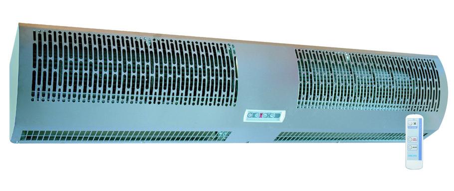 Воздушная завеса Neoclima INTELLECT E 18 X