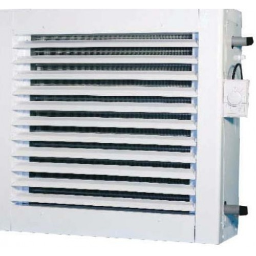 Тепловентилятор с водяным теплообменником OLEFINI , нагрев + охлаждение FH 552 C