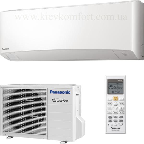 Кондиционер настенный Panasonic CS-Z25TKEW / CU-Z25TKEW