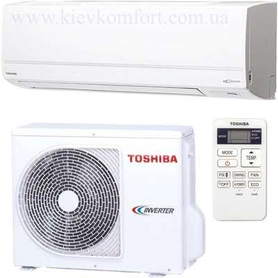 Кондиционер настенный Toshiba RAS-13EKV-EE / RAS-13EAV-EE
