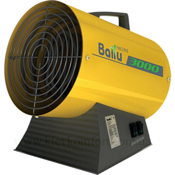 Тепловая пушка Ballu BHP-3.000CL